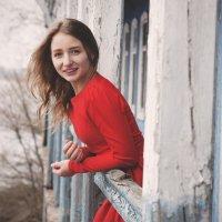 Непринуждённость :: Aleksandra Granichnaya