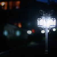 Уличный фонарь :: Ғани Умирбеков