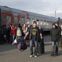 Я приехал в Комсомольск! :: Людмила Фил