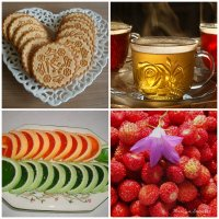 Я приглашаю вас на чай :) :: Mariya laimite