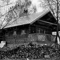 ....просто дом....:))) :: Ира Егорова :)))