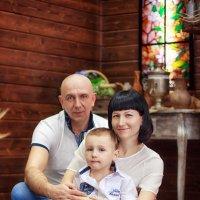 ))) :: Александр и Лариса Коноплины