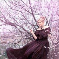 Дуновение весны :: Райская птица Бородина