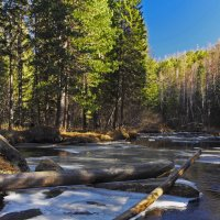 В любое время года здесь красивая природа... :: Александр Попов