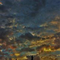 Утреннее небо сентября :: Сергей Чиняев