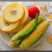жёлтый,  зелёный,  красный. :: Ivana