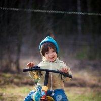 Улыбка :: Елена Семёнова