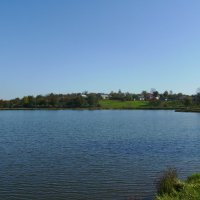 Долинское  озеро :: Андрей  Васильевич Коляскин