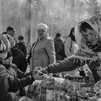 Торгашка :: Александр Грибакин