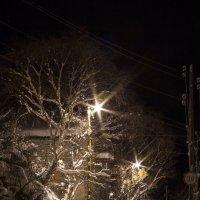 Огни ночного города :: Михаил Новиков