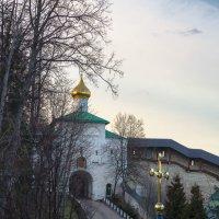 Дорога к храму :: Сергей Залаутдинов