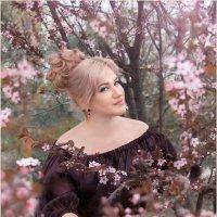 весна... :: Райская птица Бородина