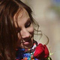Аромат розы :: Елена Мордасова