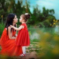 Дочки-матери :: Елена Будко