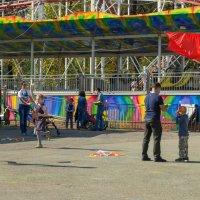 Фестиваль воздушных змеев :: Виктор Куприянов