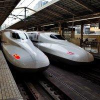 Ультраскоростные поезда Синкансэн :: Swetlana V
