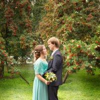 Летняя свадебная прогулка :: Катерина Кучер