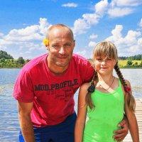Семейный летний выходной :: Андрей Куприянов