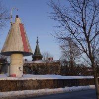 Старый маяк. :: Vladimir