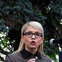 Пять минут из  жизни Юлии Тимошенко Фото №4 :: Владимир Бровко