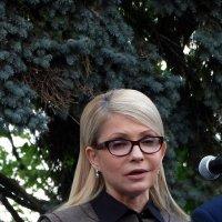 Пять минут из жизни Юлии Тимошенко Фото №5 :: Владимир Бровко