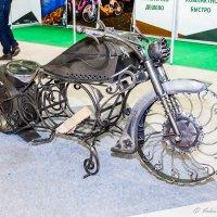 Это тоже мотоцикл :: Валерий Смирнов