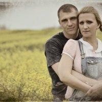 На поле :: Элина Любицкая (Одинова)