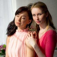 Две сестры :: Ната Анохина