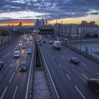 Москва :: Артем Алексеев