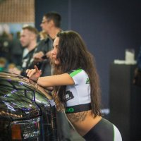 Мир автомобиля 2016 :: Sasha Bobkov