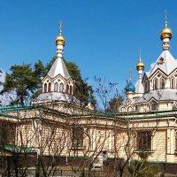 Троицкая церковь :: Николай Дони