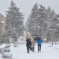 Астрахань, 20 февраля 2016г. :: Алена Рыжова