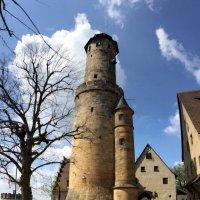 Здесь работал писатель-романтик Гофман и жил последний крепостной медведь Германии. :: Anna Gornostayeva