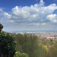 Вид на город Бамберг. :: Anna Gornostayeva
