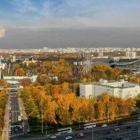 Московская осень. :: dragonflight78.klimov
