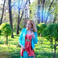 весна :: Райская птица Бородина