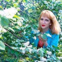 окружённая весной... :: Райская птица Бородина