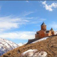 Высота 2170 метров над уровнем моря :: Николай