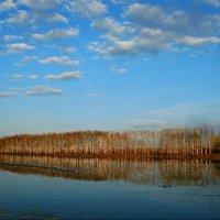 Сегодня весна, половодье, апрель ... :: Евгений Юрков