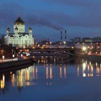 Москва вечерняя :: Надежда Сафронова