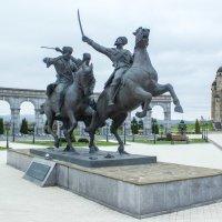 IMG_1872 Мемориальный комплекс жертвам репрессий,Ингушетия :: Олег Петрушин