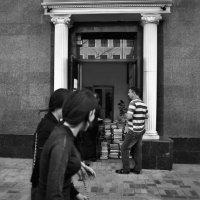 Здесь была библиотека :: Сахаб Шамилов