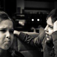 Арсенька и Марьяшка :: Роман