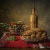 Хлеб и вино :: Алексей Строганов