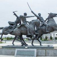 IMG_1865 Мемориальный комплекс жертвам репрессий,Ингушетия :: Олег Петрушин