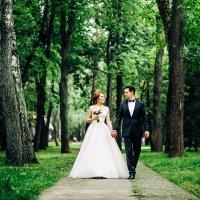 Свадебный день Алины и Михаила :: Ильхам Сибгатуллин