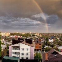 Радужный апрель :: Александр Гапоненко