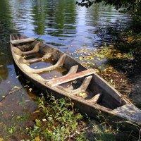 Лодка :: Олег Шендерюк