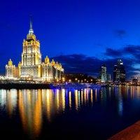 Панорама города :: Павел Чекалов