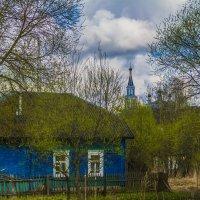Уютная, внесенная провинция... :: Павел Данилевский